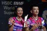 Fuzhou Open: Juara bertahan ganda campuran dan ganda putri tumbang
