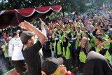 Kemarin, Penangkapan tersangka 38Kg sabu hingga TNI-Polri  awasi Mesuji