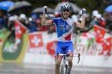 Klasemen keseluruhan Tour de France hingga  Etape 14