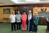 Datangi Gubernur Riau, UMSU tertarik bangun pusat kajian budaya Melayu