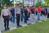 Polres Tomohon gelar pengamanan Pengucapan Syukur tiga kecamatan di Minahasa