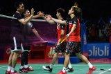 Indonesia pastikan satu posisi di final  ganda putra Japan Open