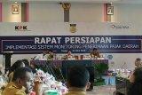 Agenda utama KPK terkait evaluasi pencegahan korupsi