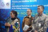 Menteri Susi mengingatkan Afrika jangan beri izin perikanan kapal asing