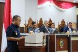 Pemprov jawab Pengadaan Pelabuhan Regional pada paripurna DPRD Sulsel