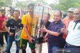PU Putra Kapuas juara Bupati Cup 2019