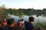 Pesawat Cessna jatuh di Sungai Cimanuk Indramayu