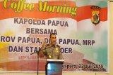 Mabes Polri beri kekhususan perekrutan orang asli Papua