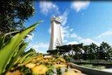 Dokumen fisik Manakarra tower di Mamuju hampir rampung
