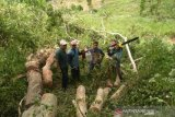 Polhut melimpahkan berkas enam tersangka pembalakan liar Hutan Sumbawa