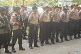 Polres Biak Numfor siagakan 120 personel pengamanan pleno penetapan caleg terpilih