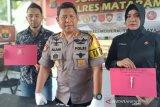 Polres Mataram mengungkap kasus penangkapan pemilik narkoba