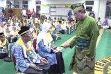 445 JCH Riau berangkat ke Jeddah