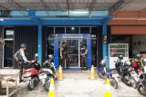 KPK menggeledah kantor Dinas Perhubungan Kepri