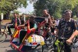 Becak listrik belum bisa beroperasi di Jakarta, ini alasannya