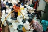 Kekeringan meluas, Banyumas intensifkan penyaluran bantuan air