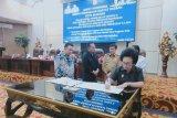 DPRD Manado gelar paripurna penetapan perda pertanggungjawaban pelaksanaan APBD 2018