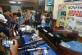 Akhir petualangan pecatan polisi gembong narkoba