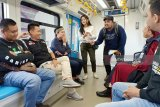 ACT Sumsel luncurkan program kurban di gerbong LRT