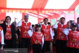 Suara Anak Indonesia pada puncak HAN 2019 di Makassar
