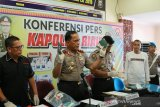 Polisi: Satriandi terindikasi terlibat sindikat narkoba internasional