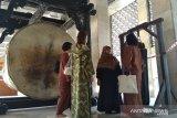 Bedug Masjid Istiqlal yang tak lagi ditabuh