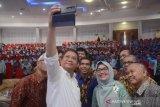 Pembukaan Regional Digital Scholarship di Makassar