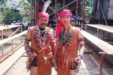 Warga Nunukan tempuh ribuan kilometer demi hadiri Napak Tilas Tumbang Anoi