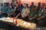 Tim gabungan Dumai gagalkan peredaran 27 Kilogram Sabu dan 20.000 ekstasi