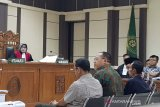 Menantu bupati non aktif jadi saksi sidang suap hakim