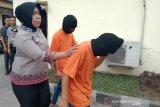 Polisi mengungkap kasus pencurian di bawah umur