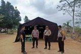 Pascabentrok warga, personel gabungan TNI dan Polri masih bersiaga di Mesuji