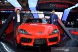 Toyota GR Supra diperkenalkan di GIIAS 2019