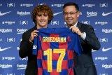Presiden La Liga: Transfer Griezmann ke Barcelona bisa dibatalkan