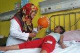 YKAI peringati hari anak di RSUD dan Polres Natuna