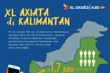 XL Axiata Terus Perluas Jaringan Data