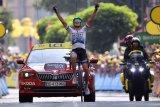 Trentin juara etape 17 Tour de France