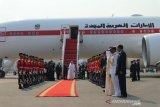 Ini yang dipamerkan Jokowi pada Putra Mahkota Abu Dhabi