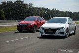 Mencoba Sensing, fitur keamanan bsru di Honda Accord