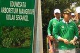 Berdekatan dengan Nusakambangan, Arboretum Kolak Sekancil bisa jadi alternatif wisatawan