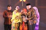 Kaltara Terima Penghargaan KLA
