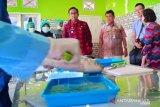Tim JICA tinjau kegiatan usaha bandeng tanpa tulang di Palu