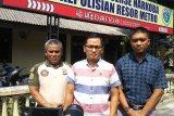 Polres Metro tangkap mantan anggota Polri jual sabu-sabu
