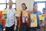 Jaringan narkotika Malaysia tak putus banjiri Kalsel dengan sabu