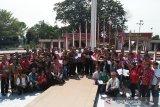 Masyarakat Dayak Kalimantan berikrar di Tugu Soekarno Palangka Raya