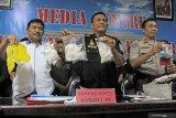 Pengedar narkoba lintas provinsi terancam pidana 20 tahun