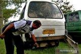 Dishub Jayawijaya amankan enam mobil yang digunakan untuk timbun BBM