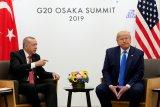 President AS: Saya tidak salahkan Turki atas pembelian S-400 buatan Rusia