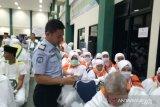 Imigrasi Palembang lanjutkan pelayanan jemput  bola paspor haji