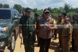 Panglima Kodam II/Sriwijaya tatap muka pemuka  masyarakat Mesuji